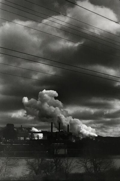 Ming Smith, 'Last Steel Mill, Pittsburgh, PA (August Wilson Series)', 1992