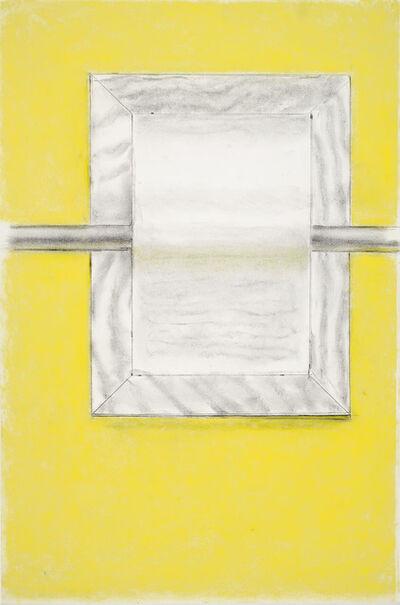 Richard Artschwager, 'Yellow Window', 2007