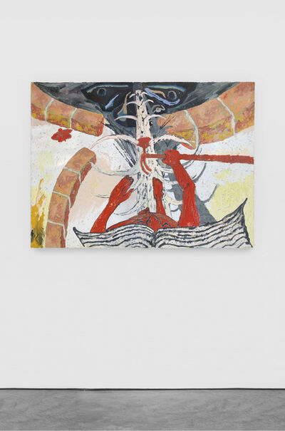 Thom Trojanowski Hobson, 'Across Lines Of Straighter Darker', 2020