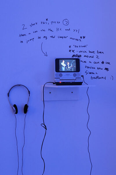 Cory Arcangel, 'Old Friends', 2005