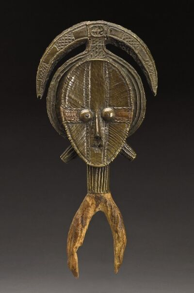 'Reliquary Figure (mbulu)', Early 20th century