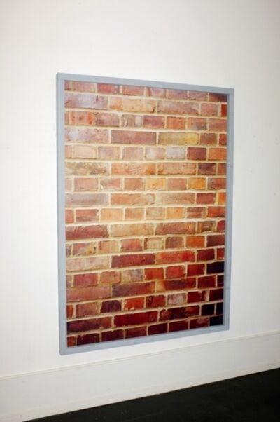 Linus Bill, 'Botschaft I', 2001