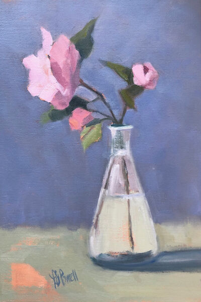 Lesley Powell, 'Beaker with Buds', 2019