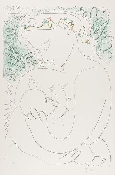 Pablo Picasso, 'Grande Maternite', 1973