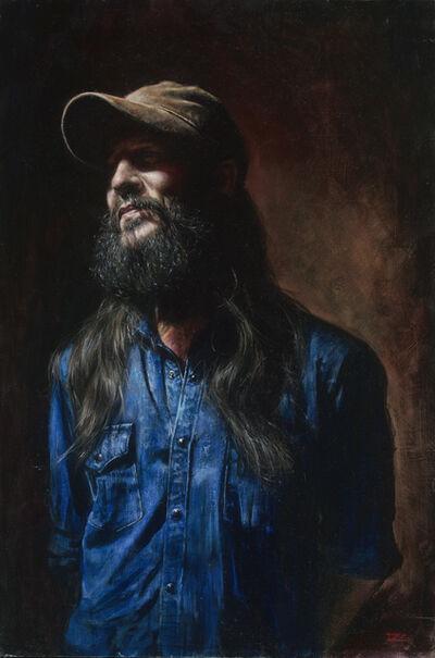 Daire Lynch, 'The Bear - Shawn James', 2020