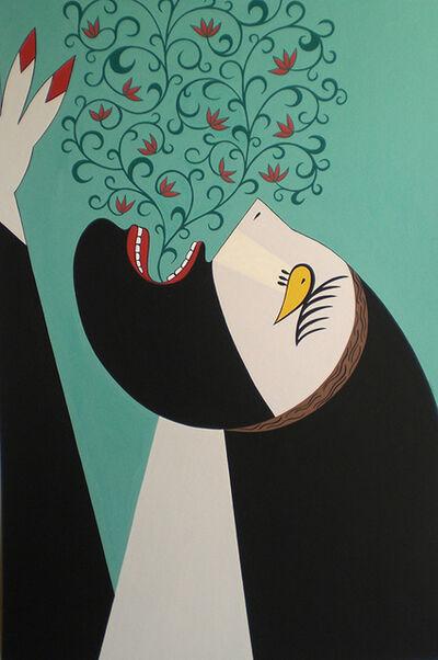 Helen Zughaib, 'Spring Exodus', 2012