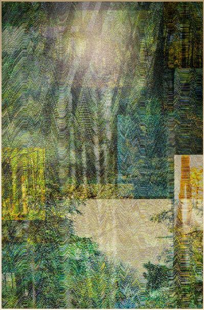 Mathieu Merlet Briand, '#Forest', 2019