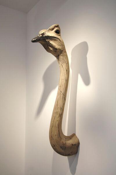 Quentin Garel, 'Ostrich III', 2015