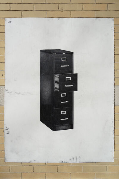 Brian Hubble, 'Filing Cabinet', 2017