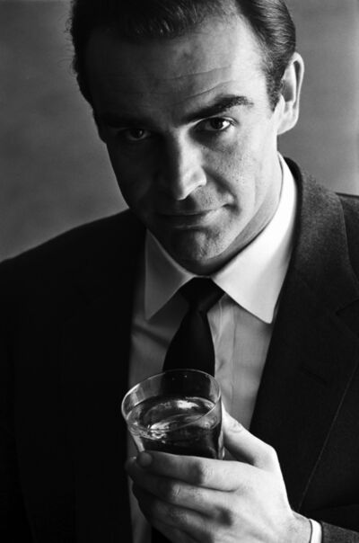 Terence Donovan, 'Sean Connery, Advertising Shoot for Smirnoff Vodka, London, 1 January, 1962', 1962