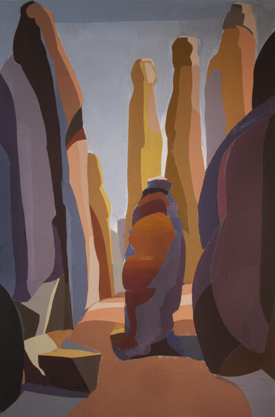 Monica Bernier, 'Tall Rocks Arches II', 2018
