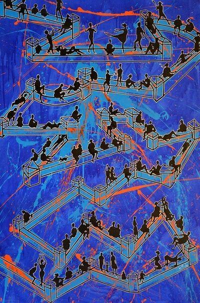 """Luis Miguel Valdes, '"""" La Habana está de moda II""""', 2015"""