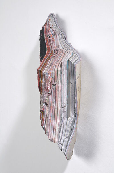 Bernardo Montoya, 'p-p #11', 2012