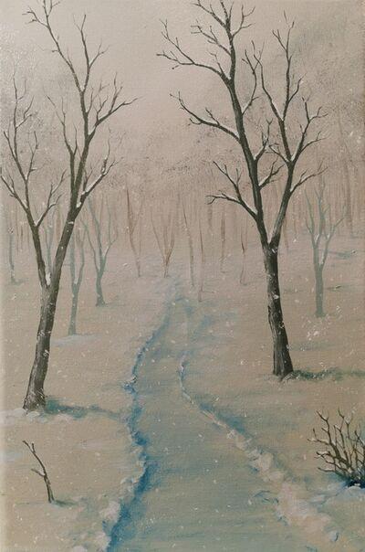 Eric Wright, 'Loren Farm Wood (Bucolic)', 2020