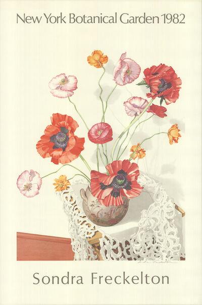 Sondra Freckelton, 'New York Botanical Garden', 1982