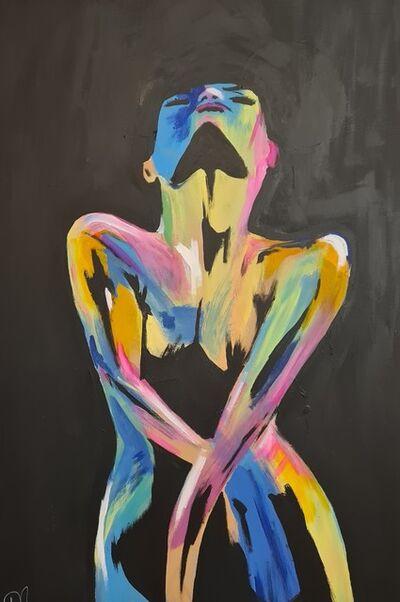Daniela Zawada, 'Colored Seduction', 2021