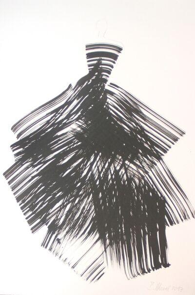 Bettina Mauel, 'The Black Dress 17', 2017