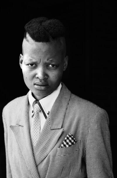 Zanele Muholi, 'Vuyelwa Vuvu Makubetse, Daveyton, Johannesburg', 2013