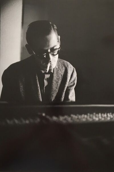 Jim Marshall, 'Bill Evans', 1963