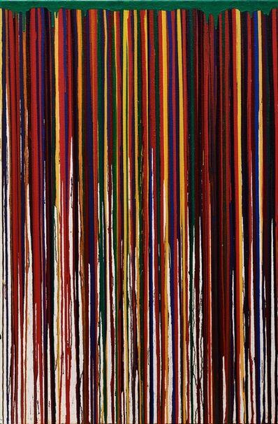 Hermann Nitsch, 'SF_08_19', 2019