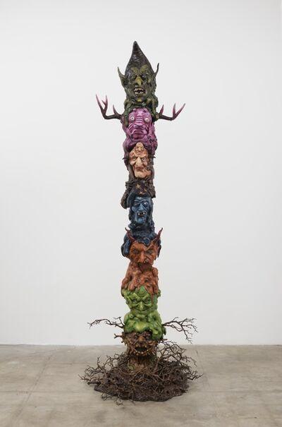 Marnie Weber, 'Witch Totem', 2016