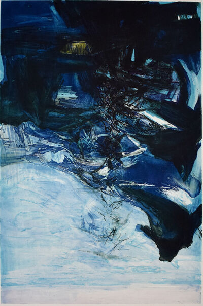 Zao Wou-Ki 趙無極, 'Etching No. 210', 1970