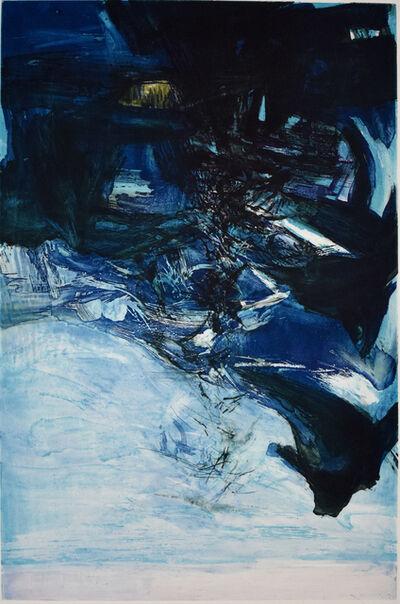 Zao Wou-Ki 趙無極, 'Etching No. 210', 1970