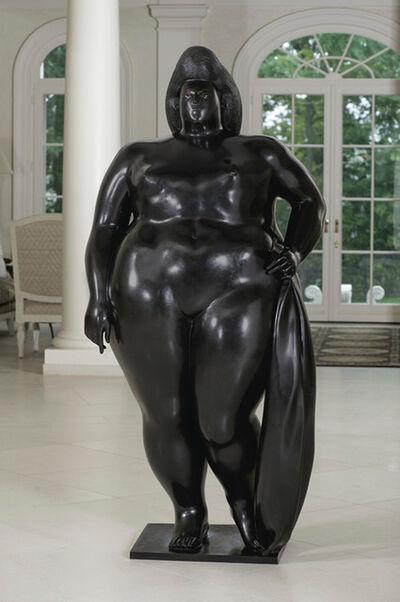Fernando Botero, 'Femme', 1977-1978