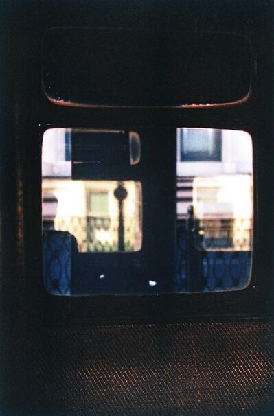 Saul Leiter, 'In the El', 1950s
