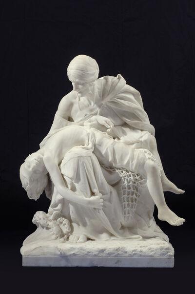 Sarah Bernhardt, 'Après la tempête (After the Storm)', ca. 1876