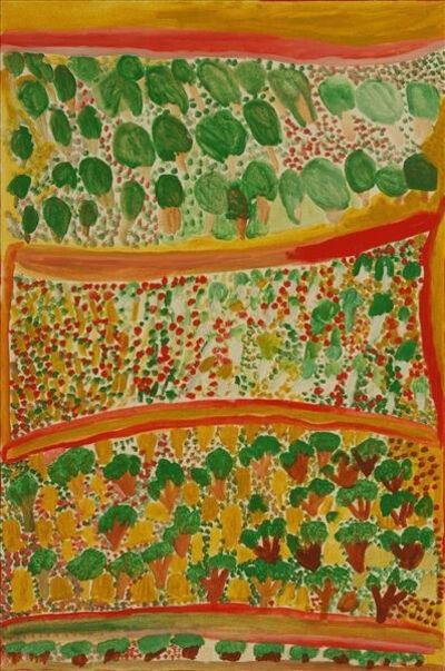 Jukuna Mona Chuguna, 'Turtujartiwarnti-Kurrmalyikurrmalyi', 2009