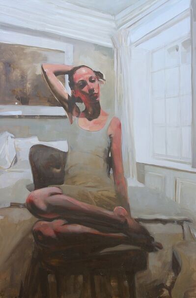 "Michael Carson, '""Wooden Ships""', 2020"