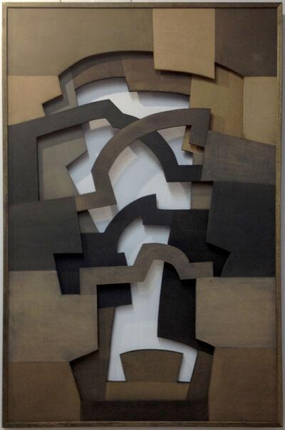 Iñigo Arregi, 'Asimetrico II', 2014