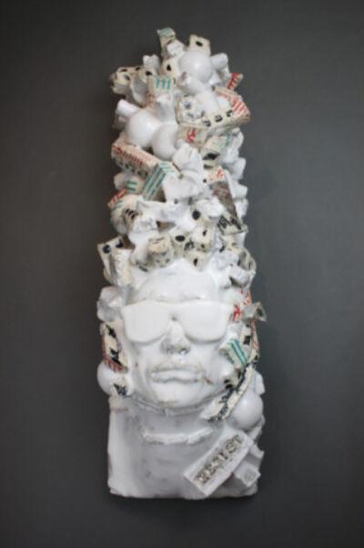 Maryann Steinert-Foley, 'Totem', 2018