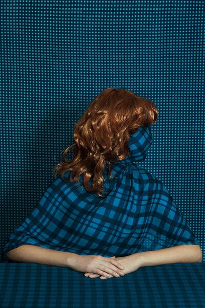Romina Ressia, 'Blue', 2014