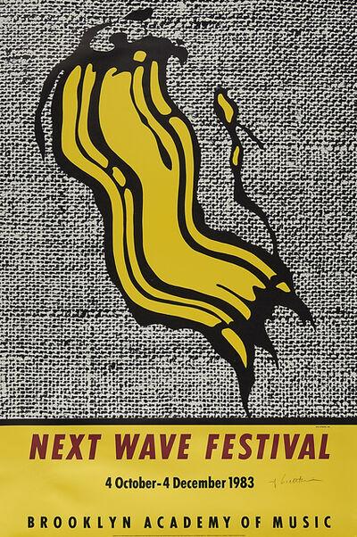 Roy Lichtenstein, 'Next Wave Festival (Brooklyn Academy of Music Poster)', 1997