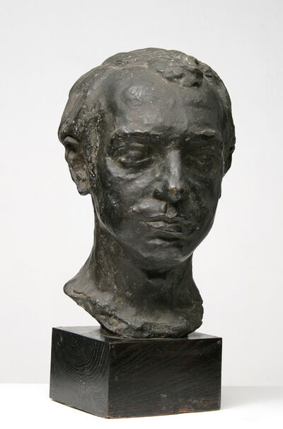 VOJIN BAKIĆ, 'Portrait of Oton Gliha', 1946