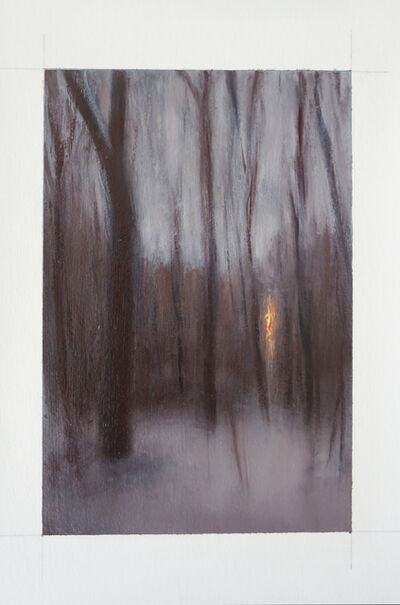 Adam Straus, 'Winter Woods', 2014
