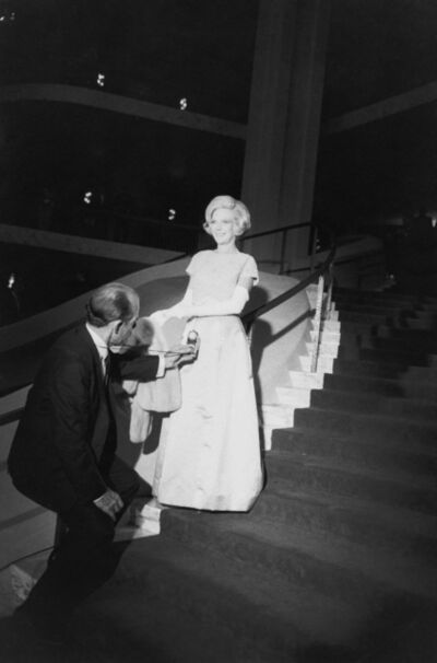 Garry Winogrand, 'Opening night, Metropolitan Opera House, Lincoln Center, New York', 1967