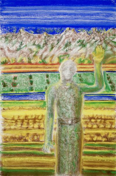 Richard Artschwager, 'Jolly Green Giant', 2008