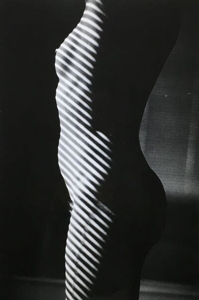 Ralph Gibson, '<Tropism>_L'anonyme (1975-86)', 1981