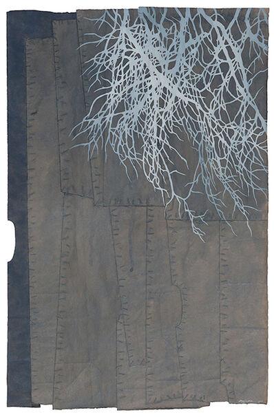 Maysey Craddock, 'following the grain', 2017