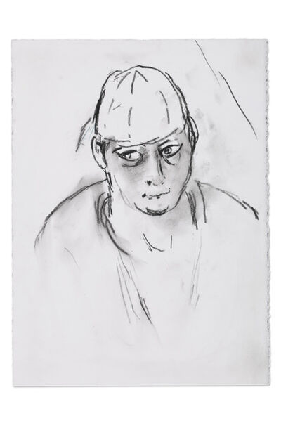 Connie Fox, 'Self as M.B. with Skullcap', 2007