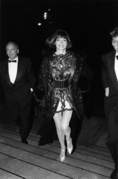 Bill Cunningham, 'Anna Wintour, Council of Fashion Designers of America', 1991