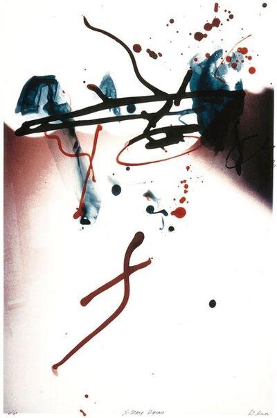 Rebecca Horn, 'X.RAY.RHINO', 1990-2000
