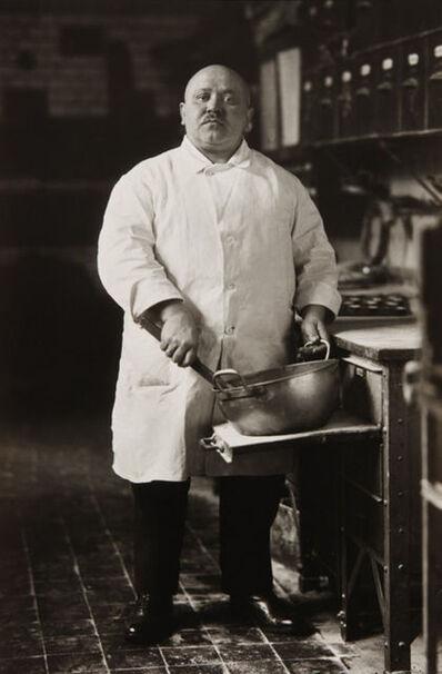 August Sander, 'Pastry Cook', 1928