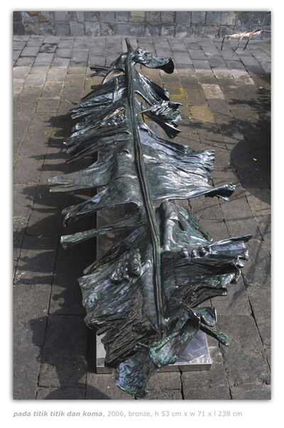 Ivan Sagita, 'Pada Titik Titik dan Korma', 2006