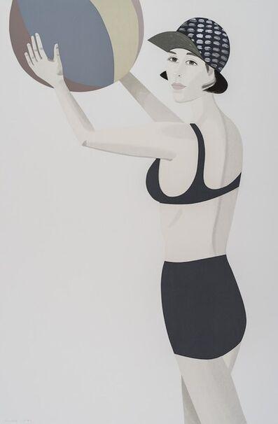 Alex Katz, 'Vivien, from Chance', 2016