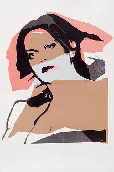 Andy Warhol, 'Ladies and Gentlemen', 1975
