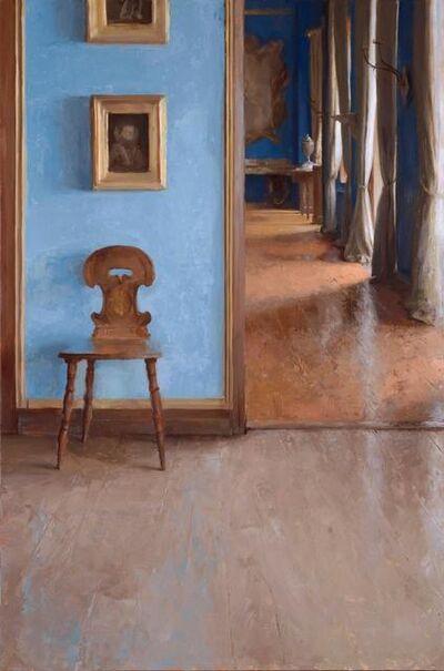 Kenny Harris, 'The Blu Room, Bantry House ', 2020